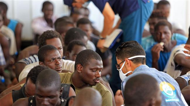 Libya rescues some 278 refugees off western shores