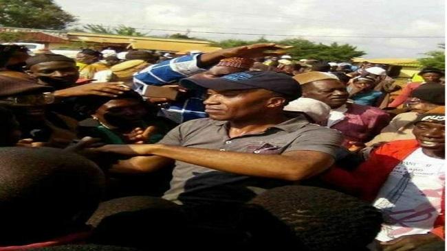 Joseph Wirba gets hero's welcome in Jakiri