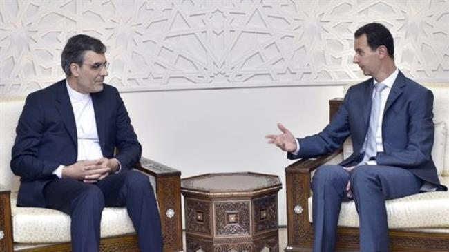 Syria's Assad says terrorists' plot has failed, vows resistance until final victory
