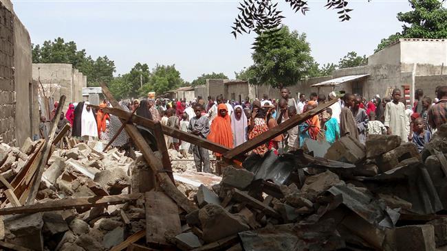 Nigeria: Bombing kills 30, injures 80 in Borno state