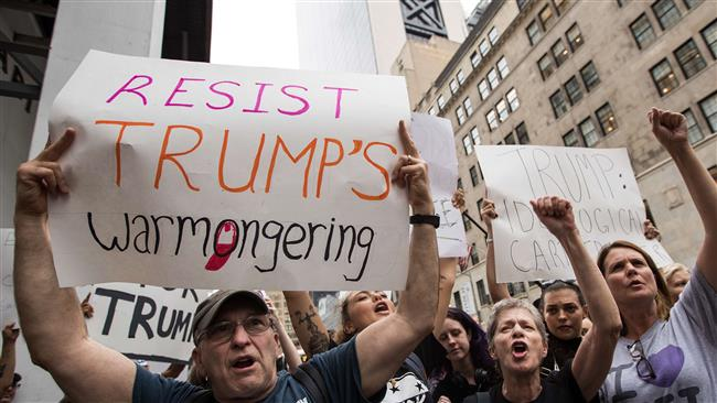 US government demands data on visitors of anti-Trump website