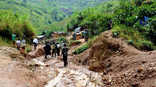 Congo-Kinshasa landslide death toll likely to reach 200