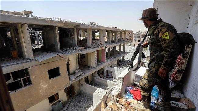 Turkey, US accuse each other of terror sponsorship in Syria