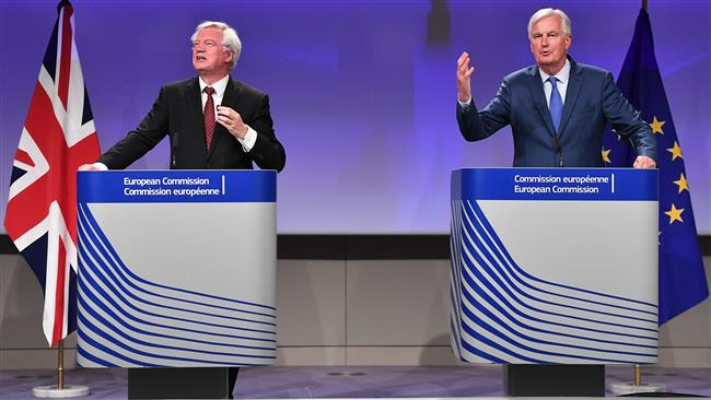 EU says UK's Brexit demands 'simply impossible'