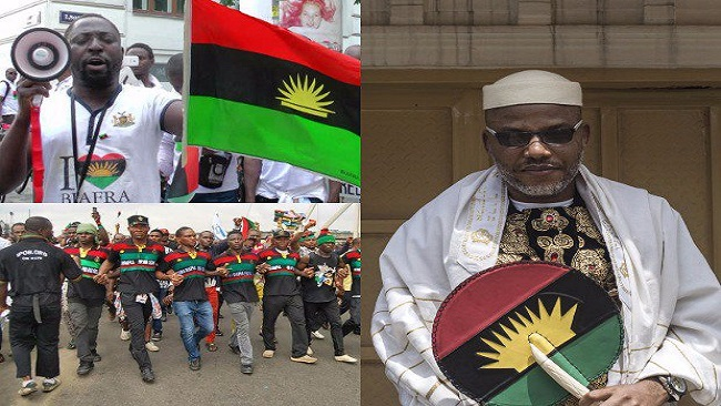 Biafra: Nigerian govt, Army may have killed Nnamdi Kanu