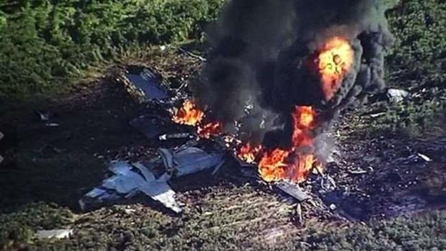 30 feared dead as DR Congo army plane crashes