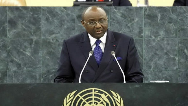 """Walking Out: Pierre Moukoko Mbonjou leaves """"dimabola"""" to diplomacy"""