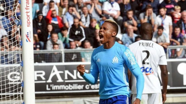 Clinton Njie on double as Olympique de Marseille end Amiens hoodoo