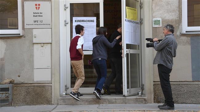 Polls open in Austria's general elections