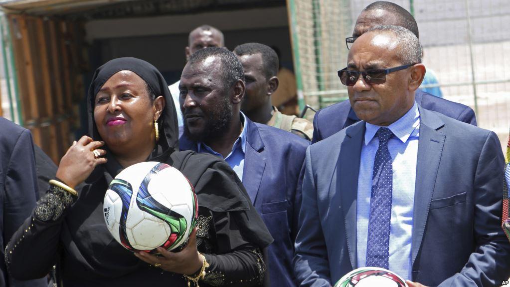 CAF President Ahmad backs off on Cameroon threat