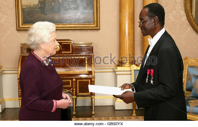 Biya fires Cameroon High Commissioner to the UK and Northern Ireland