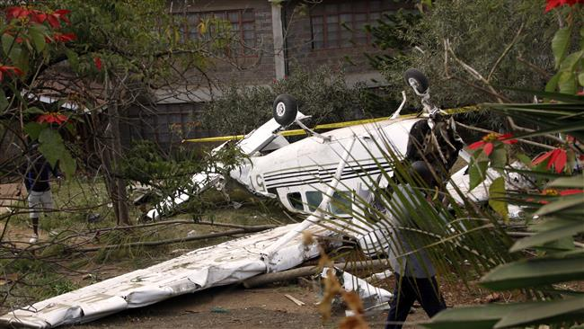 Kenya: Helicopter carrying 5 plunges into lake after takeoff