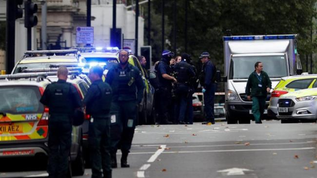Car hits pedestrians in London, several injured