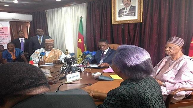 Orbis puts spotlight on Cameroon on World Sight Day with Flying Eye Hospital Program