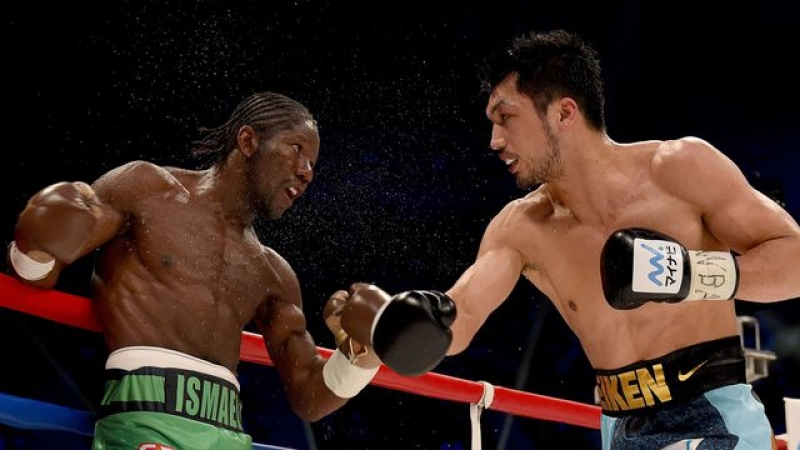 WBA Crown: Japanese Middleweight Murata Beats Cameroon's Hassan N'Dam