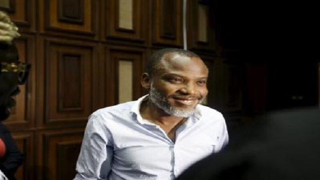 Missing Biafra leader fails to appear in court