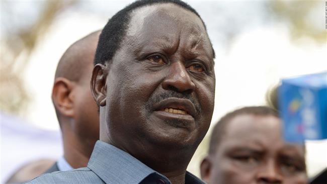 Taking the last kicks of a dying horse: Kenya's Odinga vows to continue disobedience
