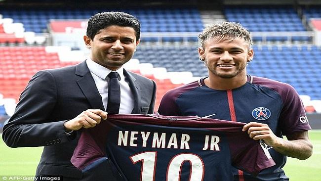 Switzerland probes Paris Saint-Germain's Qatari head over bribery