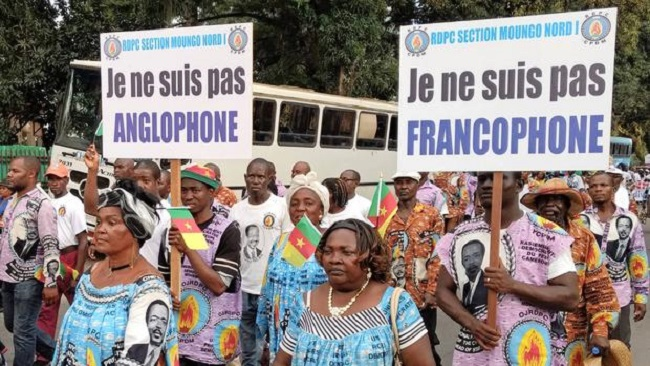 Colonial heritage divides Cameroon nationals