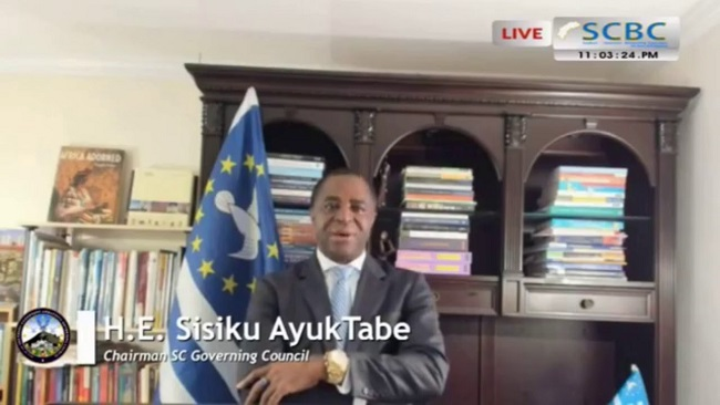 """""""In Ambazonia 80 and 99 year old such as Biya, Ebong Ngolle and Chief Mukete will not be part of management"""""""
