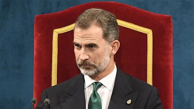 King Felipe VI says Catalonia 'is, will remain necessary part' of Spain