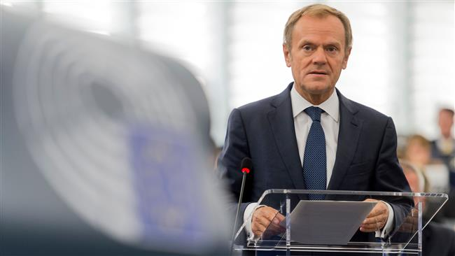 European Council President says UK can still stop Brexit before 'toughest stress test'