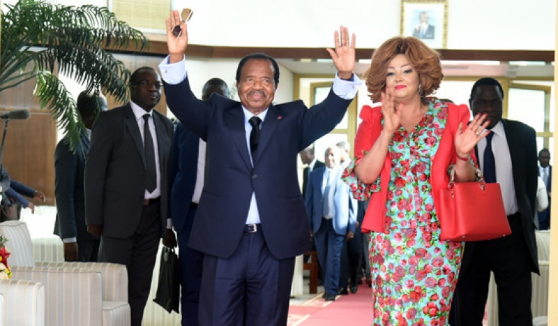 Cameroon: Monarch Goes Home to Bid Farewell to Friends and Family