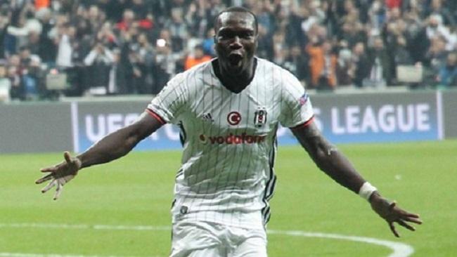 Football: Aboubakar suffers muscle injury in Porto win
