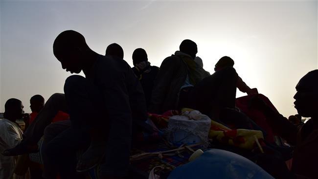 France, Italy censure Libya 'slave markets' reports, blame EU