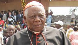 Cardinal Christian Tumi, the former Catholic Archbishop of Douala has died aged 91