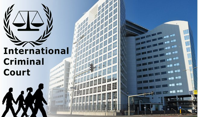 While the International Criminal Court looks the other way