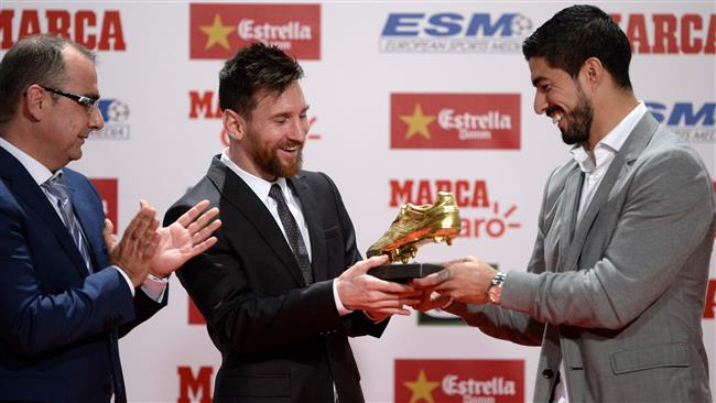 Messi claims his 4th Golden Boot