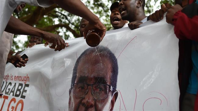 Zimbabwe's ZANU-PF party set to sack leader Mugabe