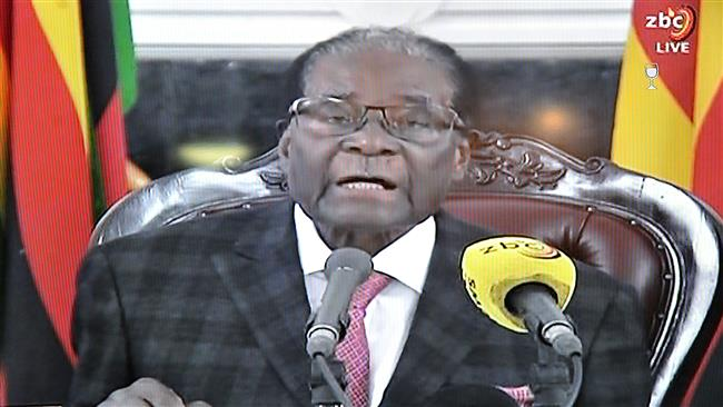 Mugabe resigns bringing the curtain down on a 37-year reign
