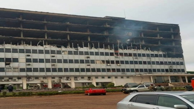 La Republique's National Assembly Fire Disaster: Trump administration issues statement