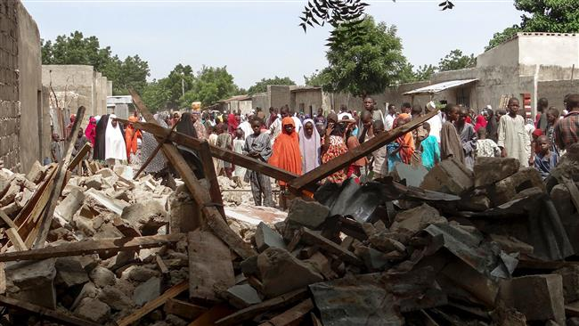 Boko Haram seizes town in Nigeria