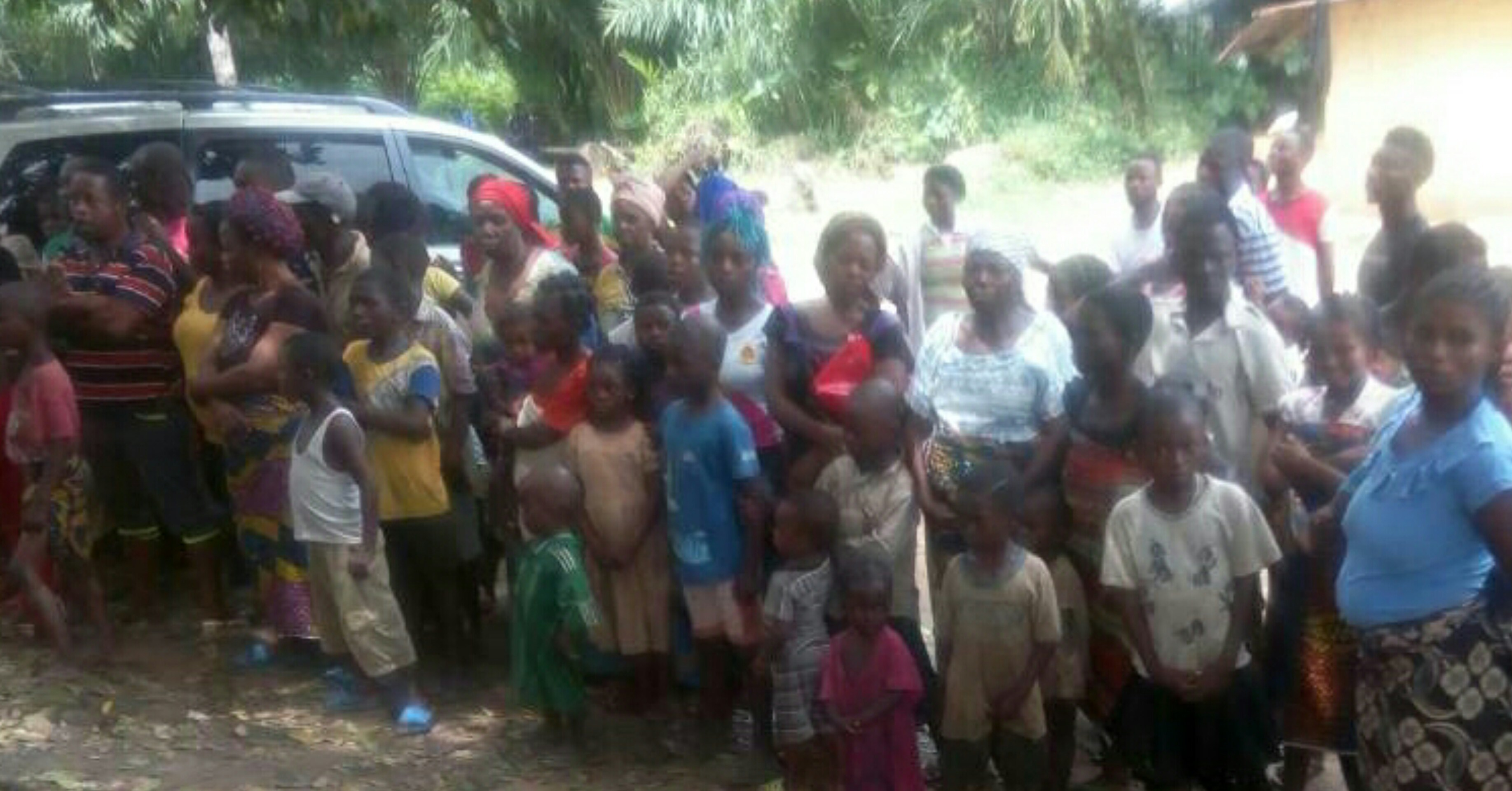 305 Ambazonian refugees arrive Taraba in Nigeria