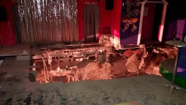 40 injured as Spain nightclub floor collapses