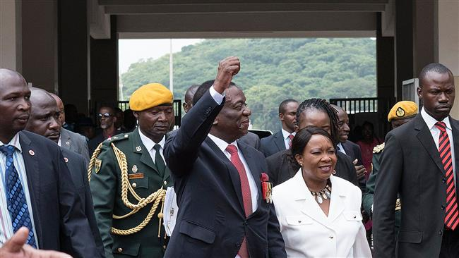 Zimbabwe: The Crocodile takes command