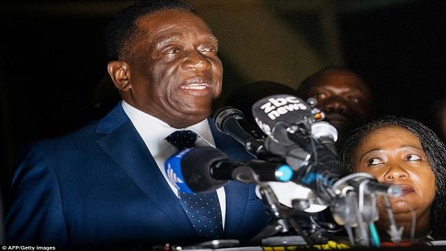 Zimbabwe: The Crocodile is back in Harare