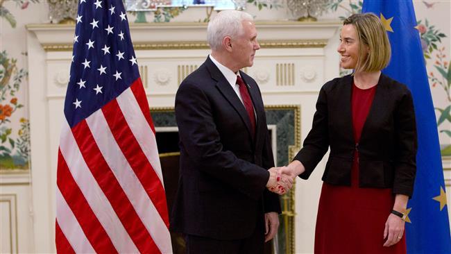 EU's top diplomat schedules US trip to discuss Iran deal