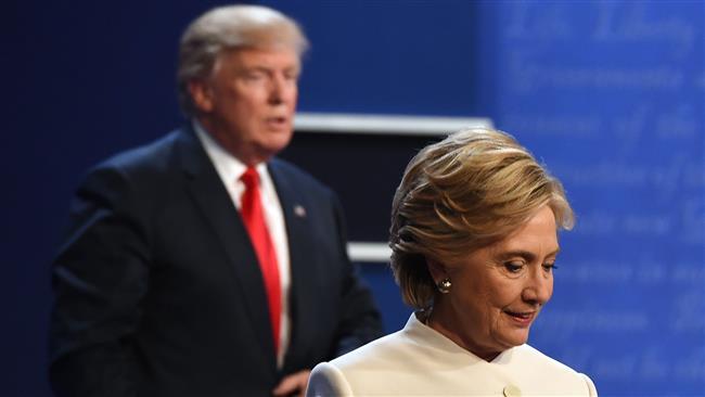 Trump invites 'loser' Hillary Clinton to run again in 2020