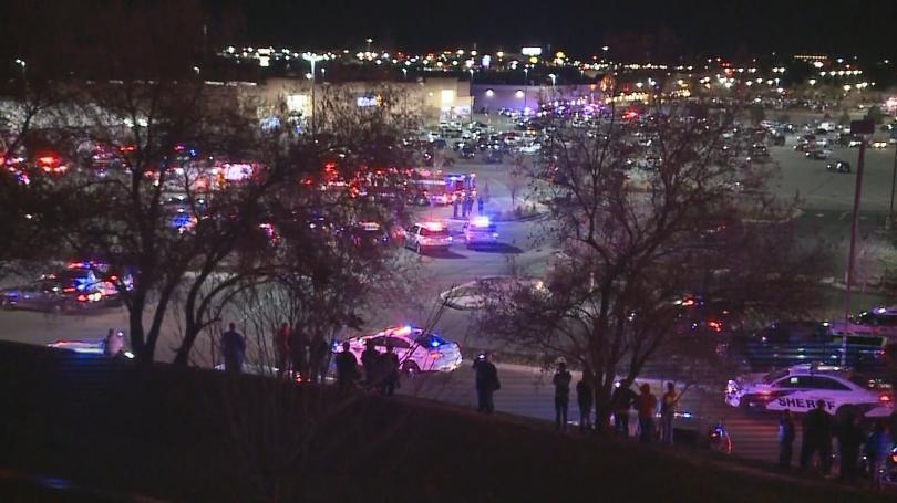 US: 3 killed in Colorado Walmart shooting