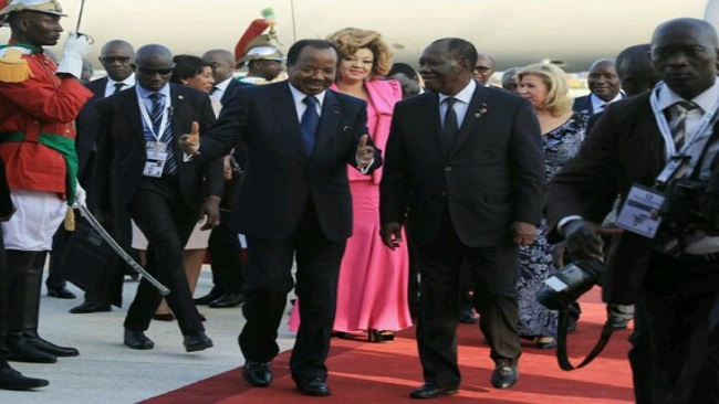Côte d'Ivoire: Biya Attends AU-EU Summit