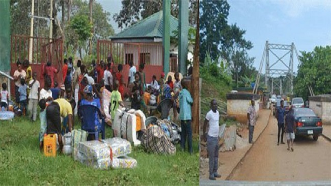 Thousands Flee in Southern Cameroons as Separatists Battle for New Nation