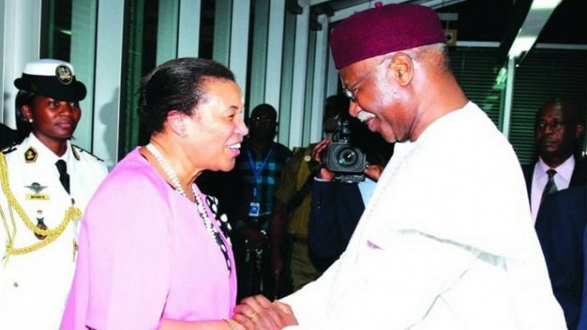 Anglo-Fools meeting in Yaounde