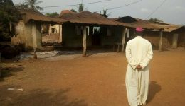Bishop Nkea fears his kidnap after abduction of three priests