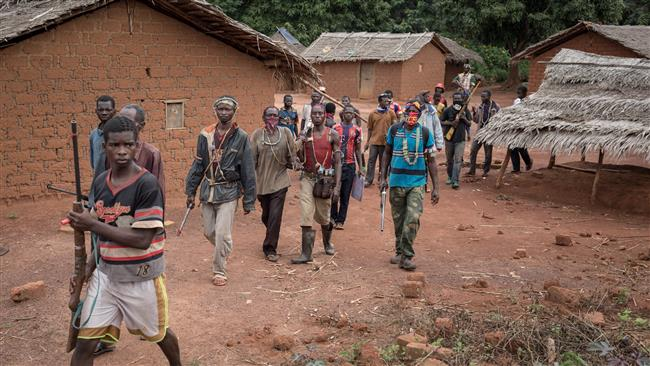 Moscow seeks Security Council's nod to supply arms to Central African Republic