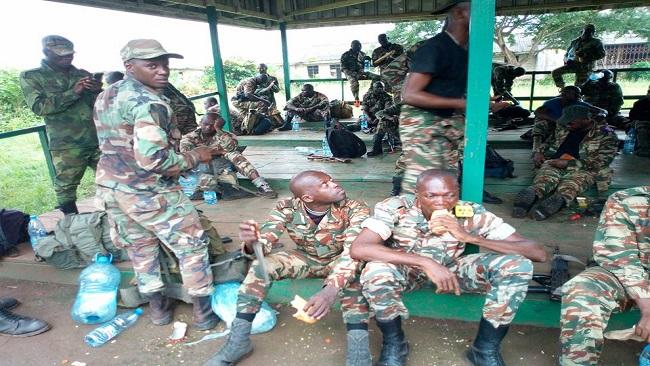 Ambazonia War: French Cameroun soldier arrested in Akak