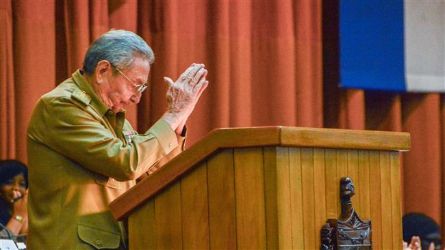 Cuba's President Raul Castro to step down in 2018
